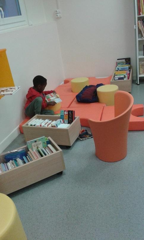 Recherche bénévole à la bibliothèque