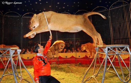 Tous au cirque les 18, 21 et 22 mai 2016 au lac de Soues