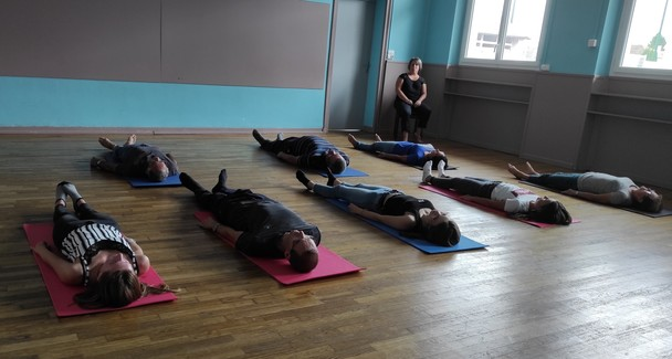 cours de sophro relaxation