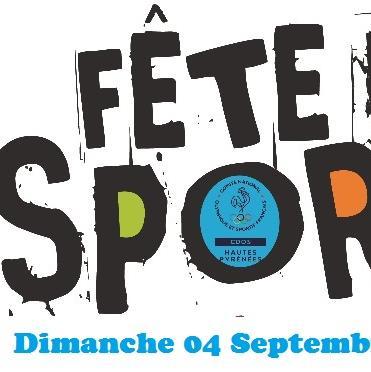 """La """"Fête du sport en famille"""" le 04 septembre"""