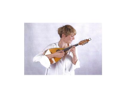 Récital solo de Mandoline par Marie BUROU