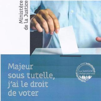 Information Ministère de la Justice -  Elections Européennes du 26 Mai 2019