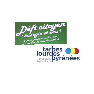 "DEFI CITOYEN  ""Energie et Eau""   -  Tarbes Lourdes Pyrénées"