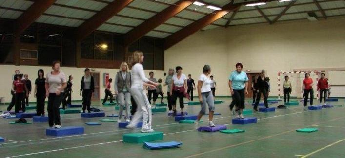 Gym'V  - Reprise des cours