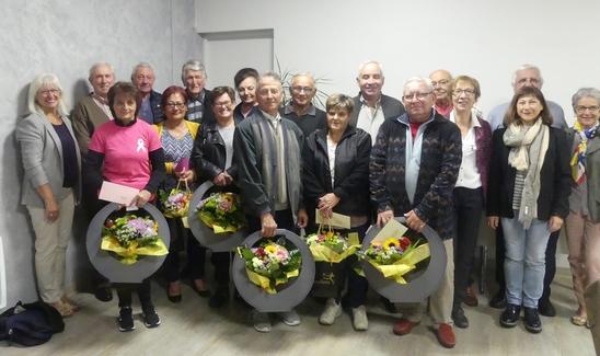 Vainqueurs du concours maisons fleuries