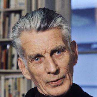 André Geyre lit Samuel Beckett