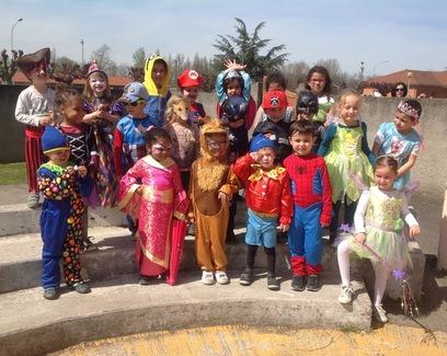 Carnaval à l\'école
