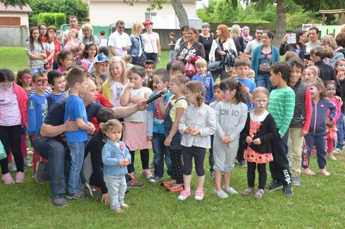 Kermesse de l'école maternelle