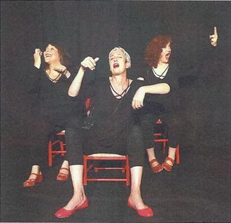 COMPAGNIE MYSOGENIAL - Soirée Théâtre SAMEDI 23 FEVRIER à 20 H 30 - Salle n° 4 Mairie de SOUES