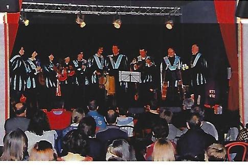 Festival Ibero Andalou de Tarbes et de Bigorre - CONCERT à l'EGLISE de SOUES - VENDREDI 29 NOVEMBRE 2019 à 19 H