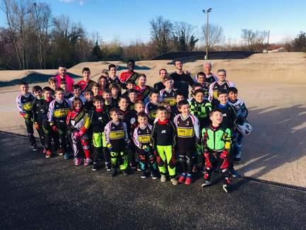 Section BMX - 1ère Manche du Challenge France Sud-Ouest les 11 et 12 Avril 2020