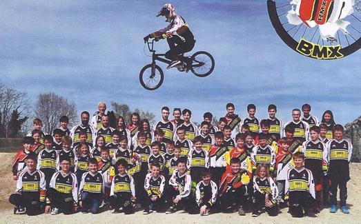 Compétition BMX RACE