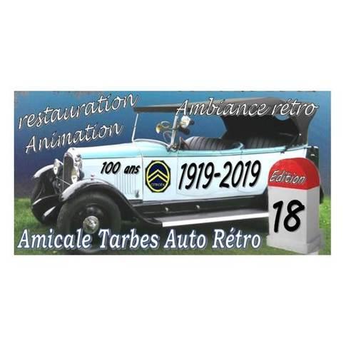 Vide-Greniers Amicale Tarbes Auto-Rétro - 18 ème édition