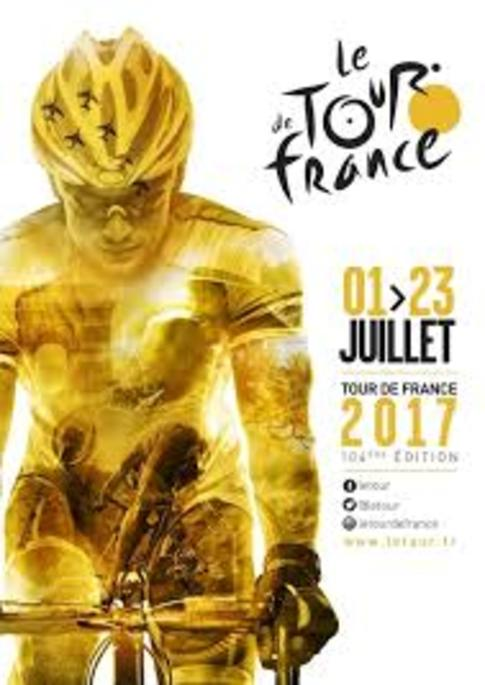 Tour de France à Soues le 13 juillet 2017