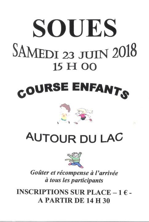 """Course """"la Souessoise"""""""