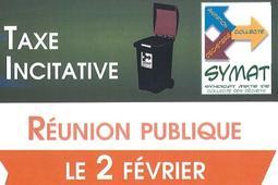 Réunion taxe incitative