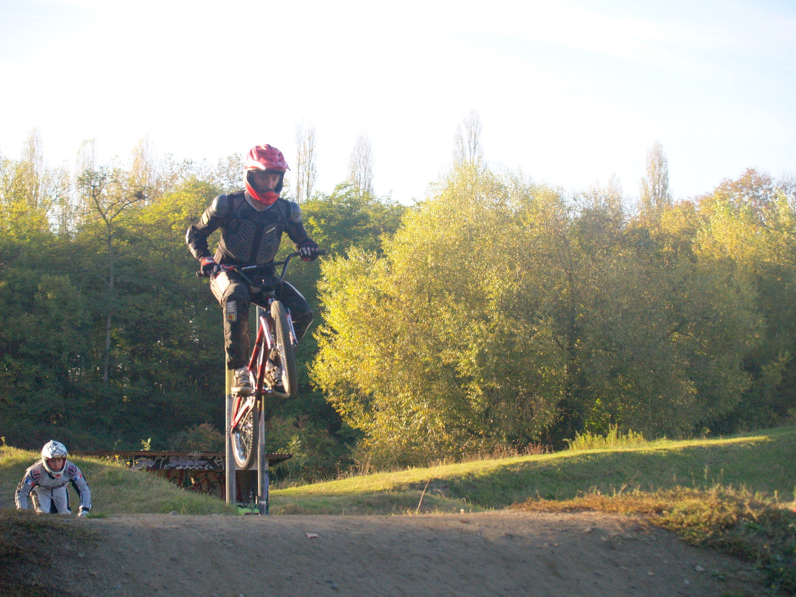 course bmx soues