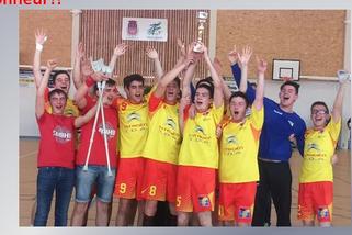 Hand SOUES saison 2015-2016
