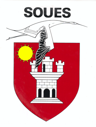 LOGO de la COMMUNE DE SOUES