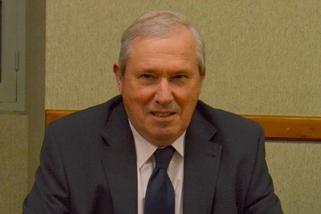 Roger LESCOUTE Maire de SOUES