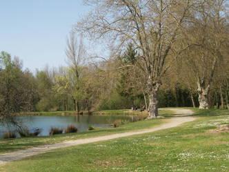 Lac de SOUES