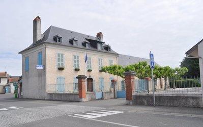 Mairie de SOUES