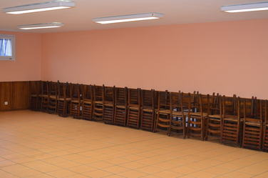 Salle du kiosque à Soues
