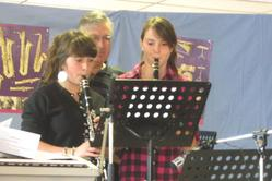 duo de clarinettes SOUES