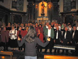 Chanteurs de Soues