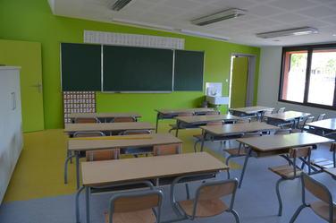 L'école élémentaire Michel Barrouquère-Theil