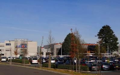 Inauguration nouvelle usine